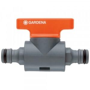Gardena Kupplung mit Regulierventil