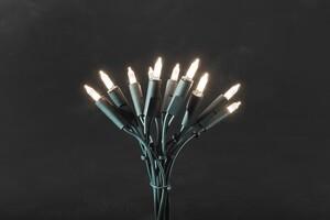 "Konstsmide LED Minilichterkette ""50 LED, warmweiß"""