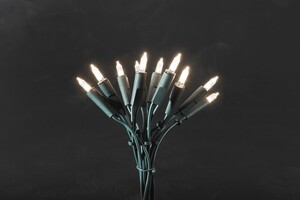"Konstsmide LED Minilichterkette ""100 LED, warmweiß"""