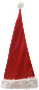 """Kaemingk Stoff-Weihnachtsmannmütze """"rot, 1,30x70cm"""""""