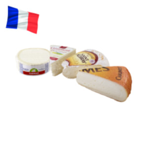 Géramont, Chaumes, Saint Albray, Chavroux