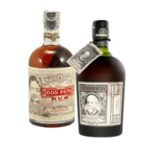 Botucal Rum reserva exclusiva oder Don Papa Rum