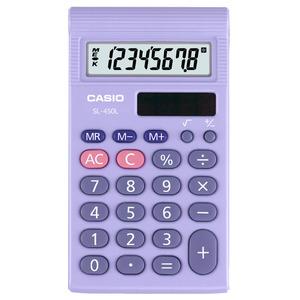 CASIO SL 450 L Taschenrechner