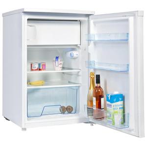 COMFEE HS-147RN Kühlschrank (136 kWh/Jahr, A++, 845 mm hoch, Weiß)