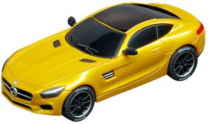 CARRERA (TOYS) Digital 143 Mercedes-AMG GT Coupé solarbeam Modellspielzeugauto, Mehrfarbig