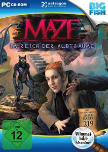 Maze: Im Reich der Albträume für PC online