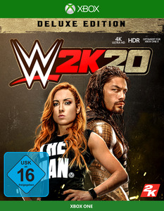 WWE 2K20 - Deluxe Edition für Xbox One online