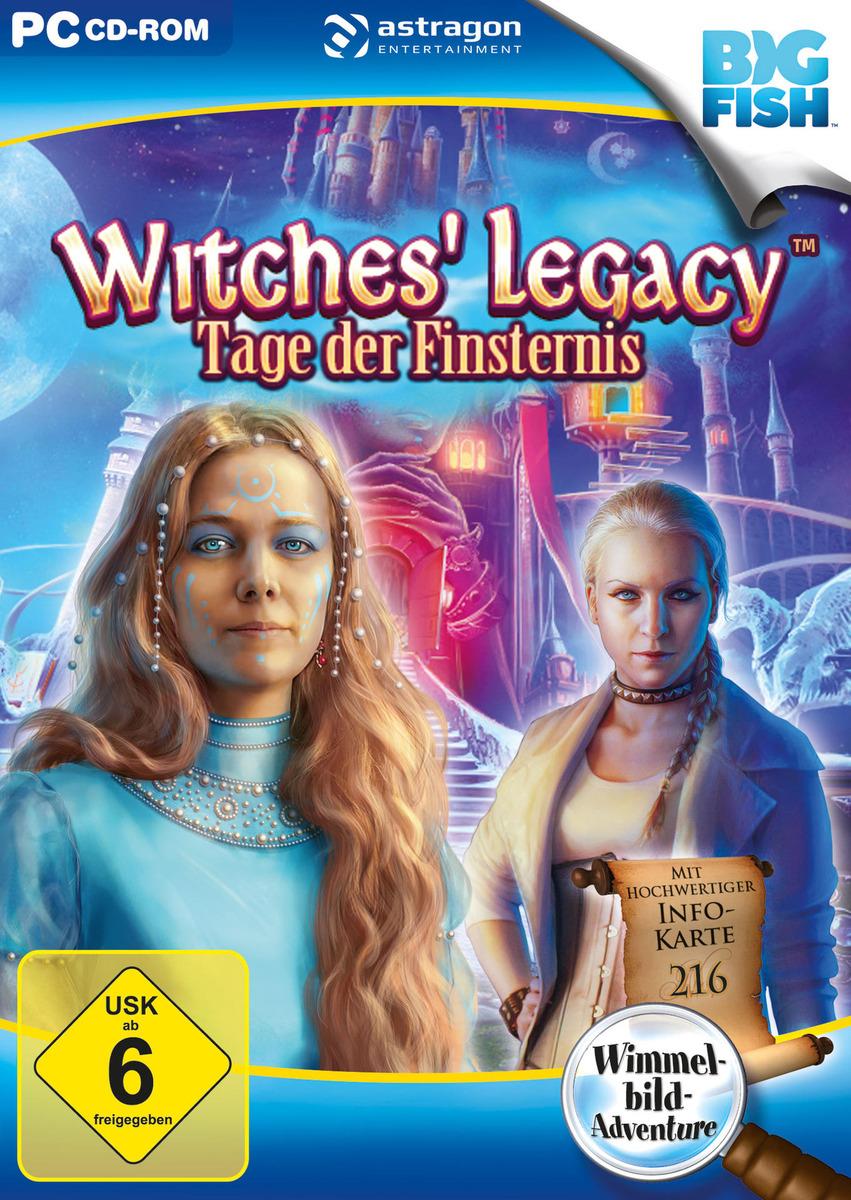 Bild 1 von Witches' Legacy: Tage der Finsternis für PC online