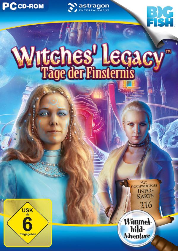 Witches' Legacy: Tage der Finsternis für PC online