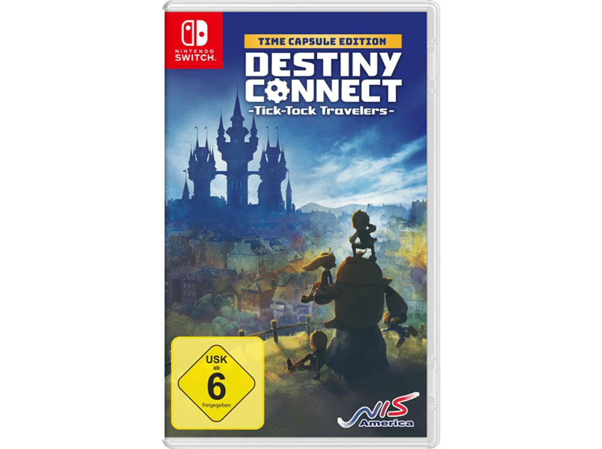 Bild 2 von SW DESTINY CONNECT - TICK-TOCK TRAVELERS TC ED. für Nintendo Switch online