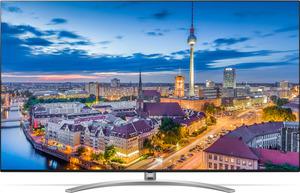 LG 75SM9900PLA NanoCell,  LCD TV, Schwarz