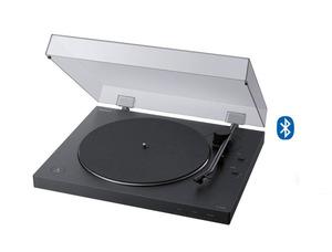 SONY PS-LX310BT Plattenspieler, Riemenantrieb, Schwarz