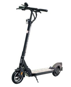 THE-URBAN 3800-023 #RVLTN E-Scooter in Schwarz