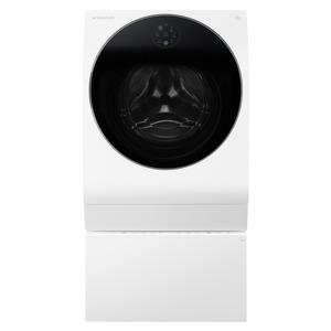LG SIGNATURE LSWD100W TwinWash Waschtrockner + Mini-Waschmaschine mit  in Weiß