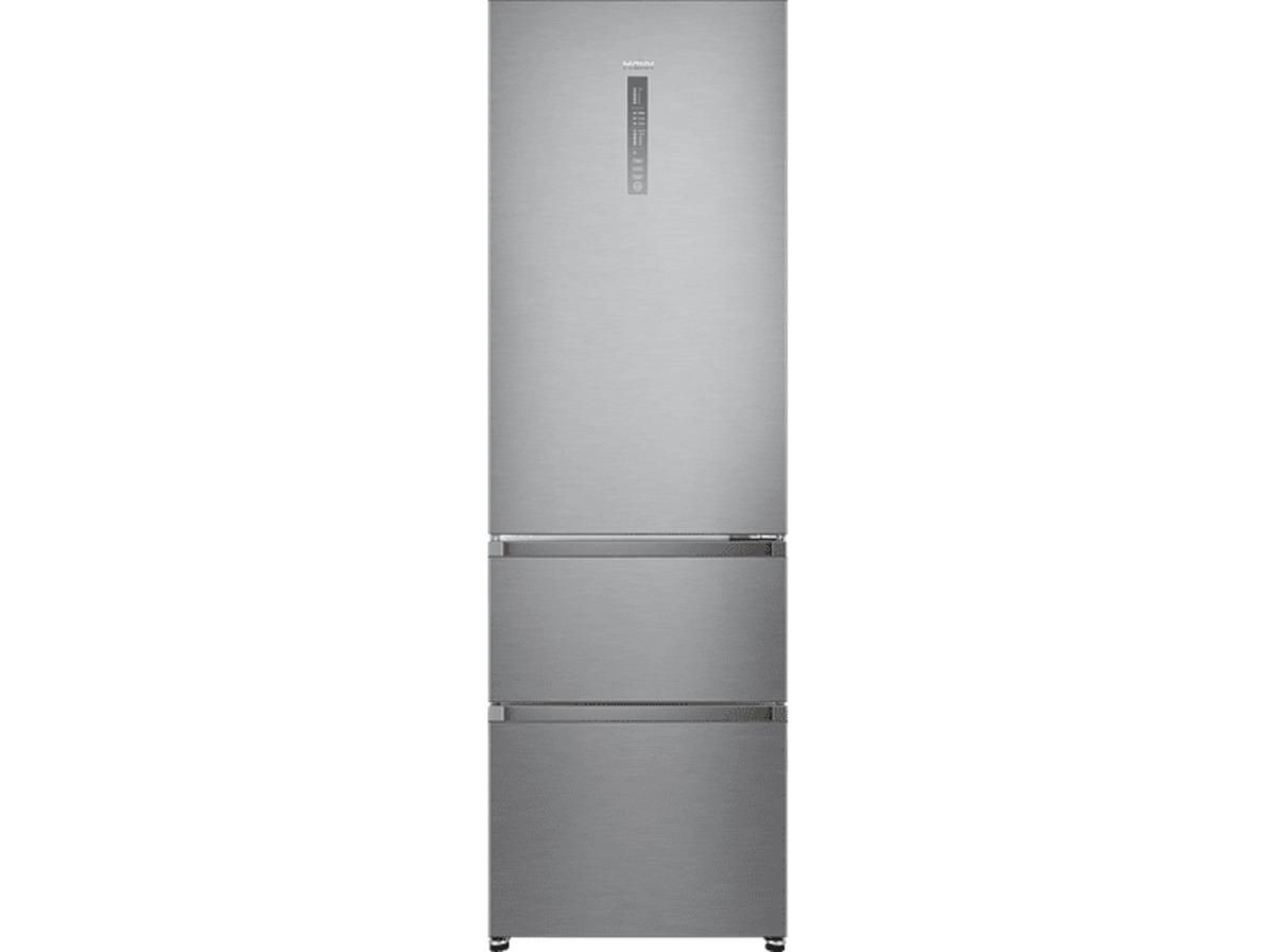 Bild 2 von HAIER HTR5619ENMG Kühlgefrierkombination in Silber