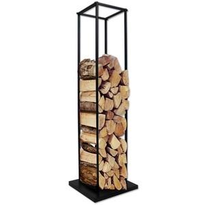 Kaminholzständer 33 x 33 x 115 cm