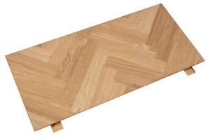 Actona Ansteckplatte Brighton 45 x 95 cm