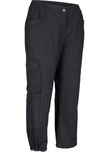 Bequeme Baumwoll-Trekkinghose, kurz
