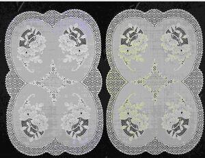 Tischset Spitzoptik EVA