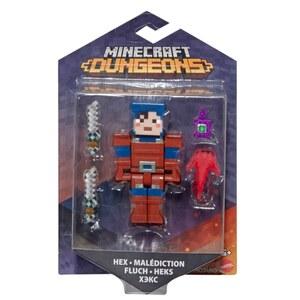 Minecraft Dungeons Actionfigur Hex