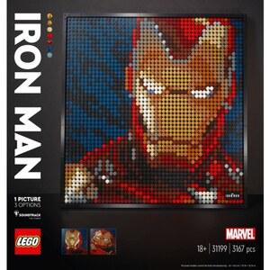LEGO 31199 Iron Man
