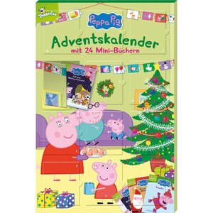 Peppa Pig Adventskalender 2020