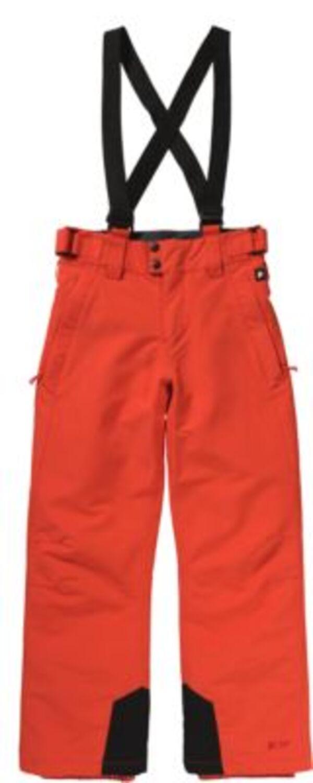 Skihose BORK  orange Gr. 176 Jungen Kinder