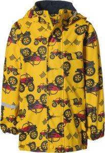 Kinder Regenjacke gelb Gr. 68 Jungen Baby