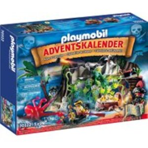 Playmobil 70322 Adventskalender Schatzsuche Pirat.