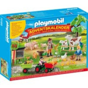 PLAYMOBIL 70189 Adventskalender Bauernhof