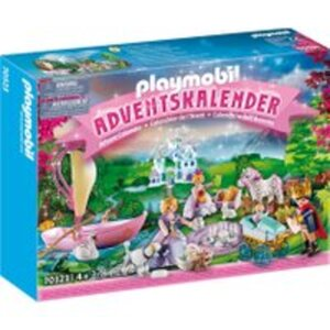 Playmobil 70323 Adventskalender Königl. Picknick