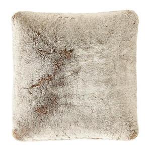 Ambiente Kissenhülle beige 48/48 cm , Bär , Textil , Uni , 48x48 cm , 004173004002