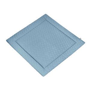 Zöllner Krabbeldecke , 9601448605 Play-Mat *mb* , Petrol , Textil , Uni , 130x130 cm , gesteppt , formstabil , 003309025102
