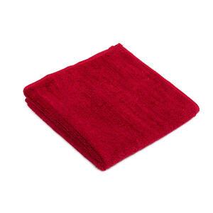 XXXLutz Geschirrtuch-set , Polier & Geschirrtuch 5ER Pack , Rot , Textil , 30x30 cm , Mikrofaser , 004118050406