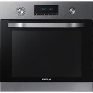 Samsung Backofen nv70k3370bs/eg , Nv70K3370Bs/eg , Schwarz, Edelstahlfarben , Metall, Glas , 59.5x59.5x56.6 cm , Kindersicherung, Digitaldisplay, Elektronikuhr, Backofenbeleuchtung , 002501001501