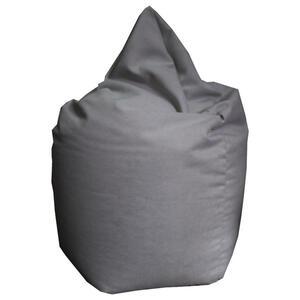 Xora Sitzsack webstoff , Torino , Grau , Textil , 220 L , 65x75x95 cm , Webstoff , Indoor , 000277009705