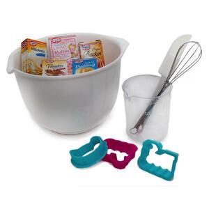 Dr.Oetker Kinder backset , 408309 , Multicolor, Weiß , Metall, Kunststoff, Karton , 004939003401