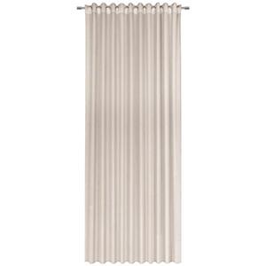 Esposa Fertigvorhang verdunkelung 140/300 cm , Simba , Weiß , Textil , Uni , 140x300 cm , für Stange und Schiene geeignet, mit Kombiband , 006595008601