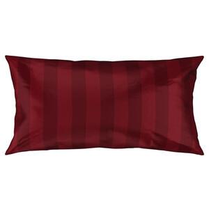 Ambiente Kissenhüllen-set rot 40/80 cm , Dobby , Textil , Streifen , 40x80 cm , Damast , 005699001807
