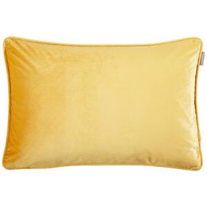 Ambiente Kissenhülle goldfarben 40/60 cm , Zenato Samt Uni , Textil , Uni , 40x60 cm , Samt , 003917045811