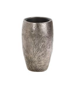 Dehner Polystone-Topf, anthrazit, Ø 45 x 73 cm