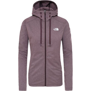 "The North Face Fleecejacke ""Mezzaluna"", atmungsaktiv, schnelltrocknend, für Damen"