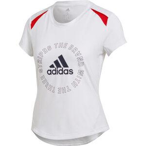 adidas T-Shirt, feuchtigkeitsregulierend, Slim Fit, für Damen