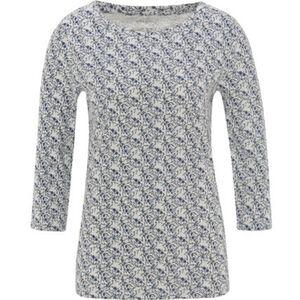 """Adagio Shirt """"Ute"""", 3/4 Arm, Muster-Print, Baumwolle, für Damen"""
