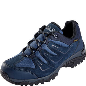 "Jack Wolfskin Multifunktionsschuh, ""Traction 2 Texapore Low"", wasserdicht, für Damen"