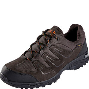 "Jack Wolfskin Multifunktionsschuh, ""Traction 2 Texapore Low"", wasserdicht, für Herren"
