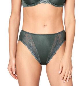 Triumph Ladyform Soft Tai-Slip, Spitzeneinsätze, für Damen