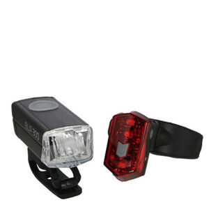BÜCHEL LED Akku-Frontleuchte BLA 300 + Mikro Light