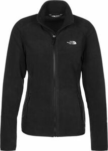 "The North Face Fleecejacke ""Glacier"", atmungsaktiv, aufgesticktes Logo, für Damen"
