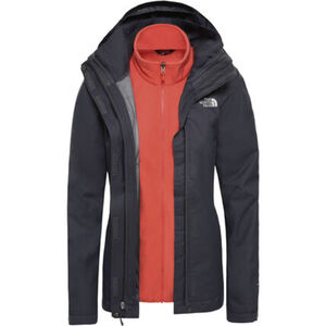 "The North Face Outdoorjacke ""Evolve II Triclimate"", 3-in-1, wasserdicht, atmungsaktiv, für Damen"